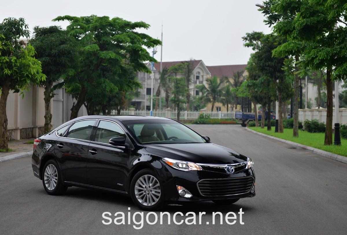Toyota Tong Quan