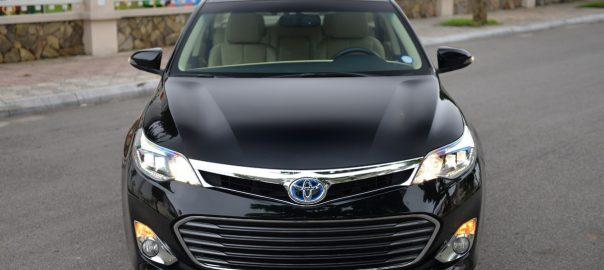 Toyota Avalon Truc Dien