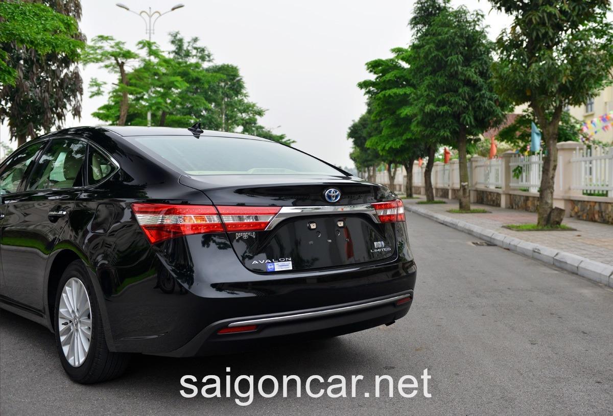 Toyota Avalon Den Hau