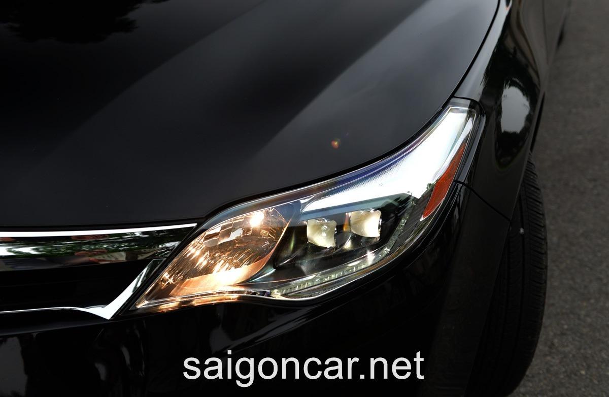 Toyota Avalon Den Led