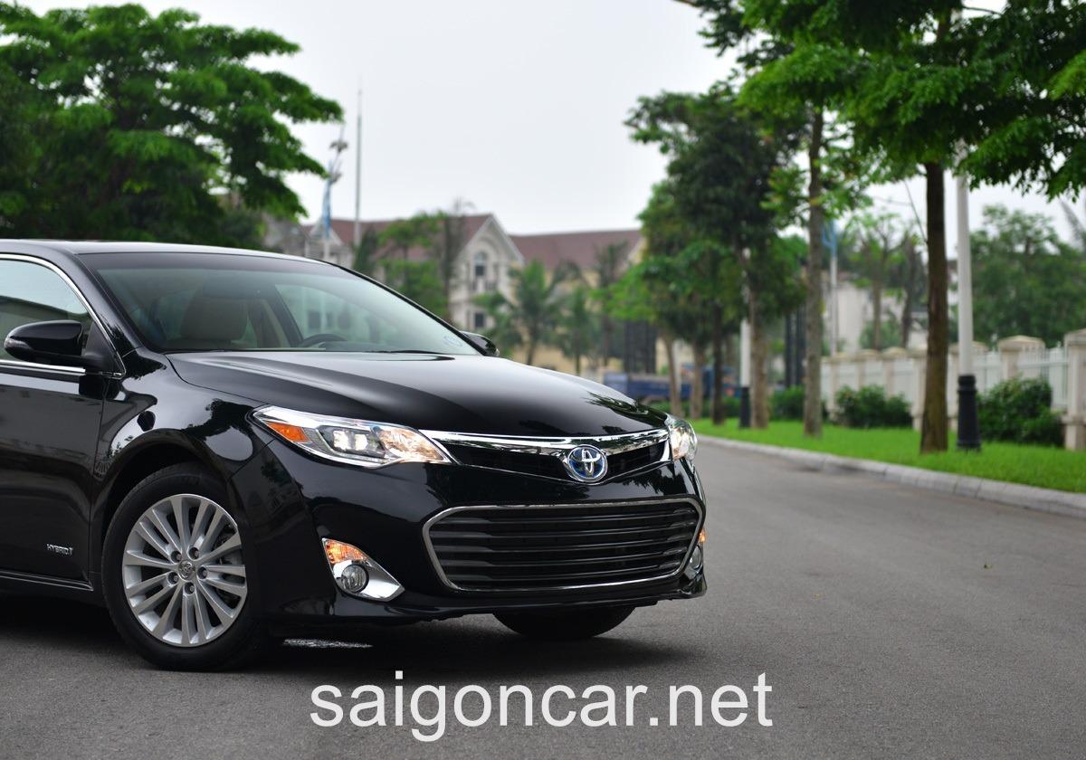 Toyota Avalon Luoi Tan Nhiet