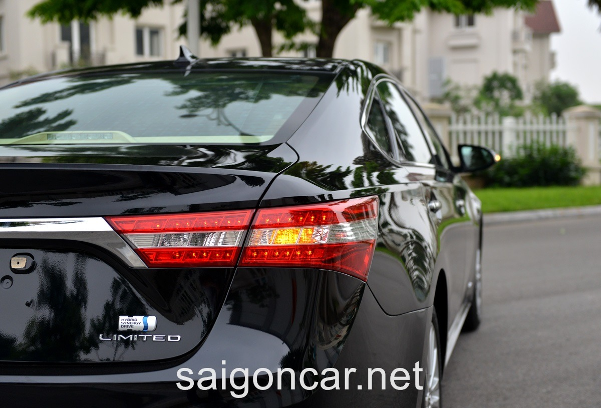 Toyota Avalon Den Hau Led