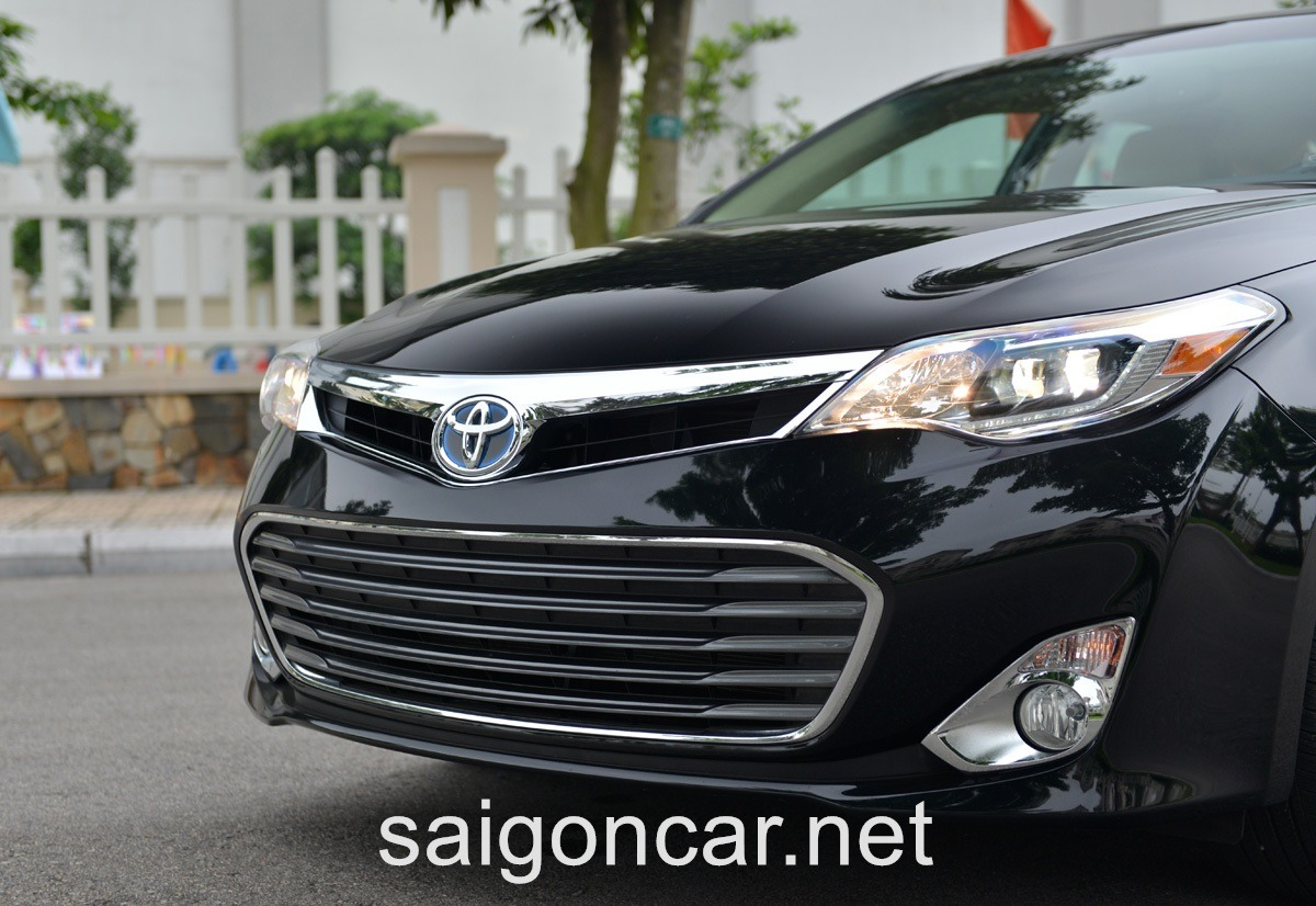 Toyota Avalon Galang