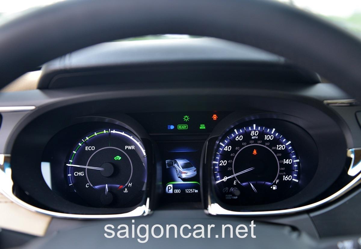 Toyota Avalon Dong Ho