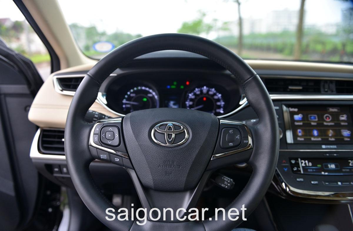 Toyota Avalon Vo Lang