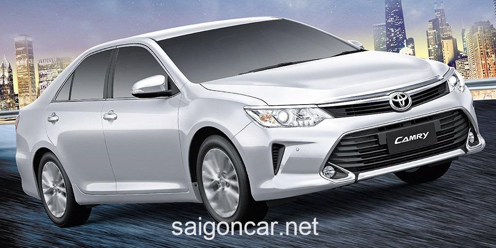 Toyota Camry Tong Quan