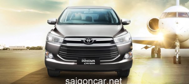 Giá xe Toyota Innova 2020 ưu đãi khủng giao ngay