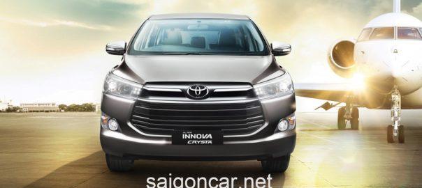 Toyota Innova Dau Xe
