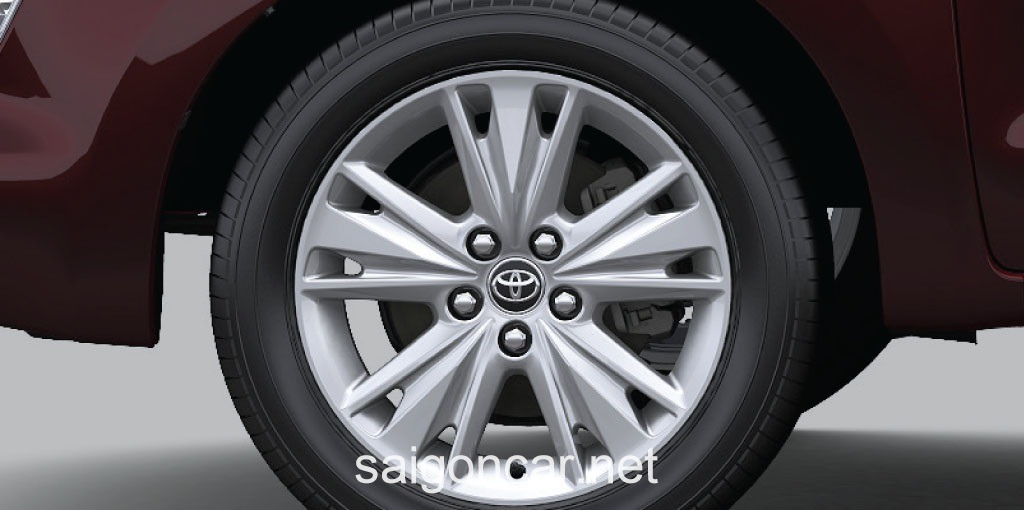 Toyota Innova Mam Xe