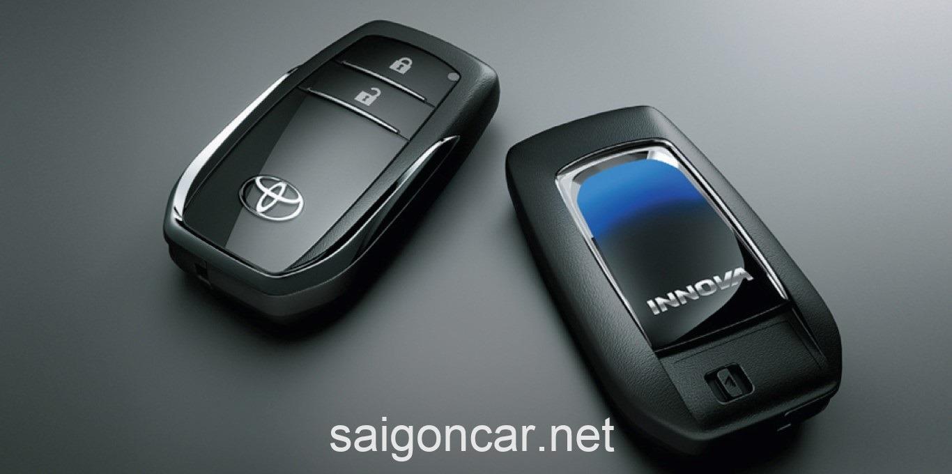 Toyota Innova Smartkey