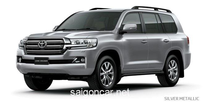 Toyota Land Cruiser Mau Bac