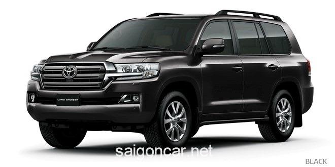 Toyota Land Cruiser Mau Den