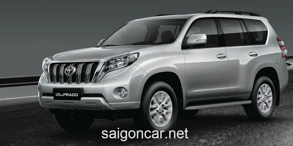 Toyota Land Cruiser Prado Ben Hong