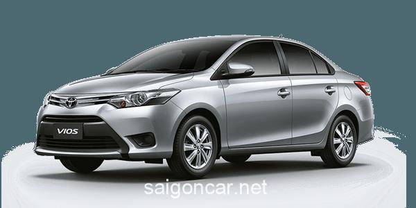 Toyota Vios Mau Bac