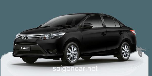 Toyota Vios Mau Den