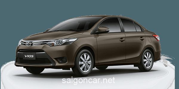 Toyota Vios Mau Nau Vang