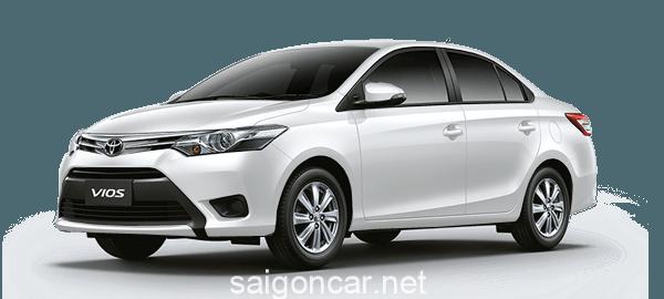 Giá xe Toyota Vios 2020 ưu đãi cực khủng giao ngay