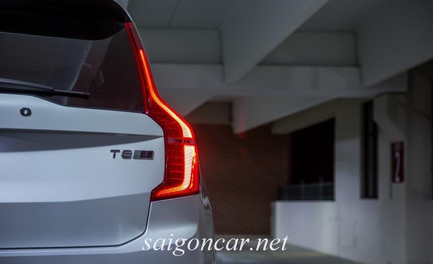 Volvo XC90 Den Sau