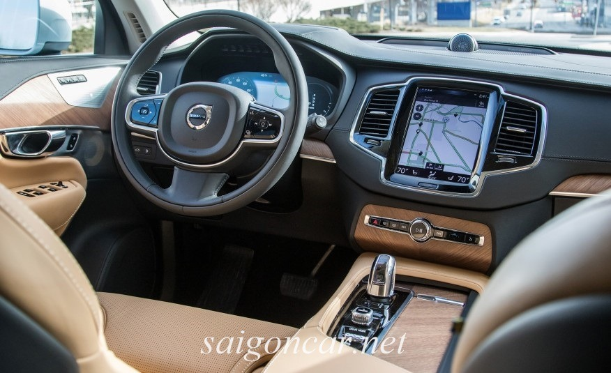 Volvo XC90 Noi That