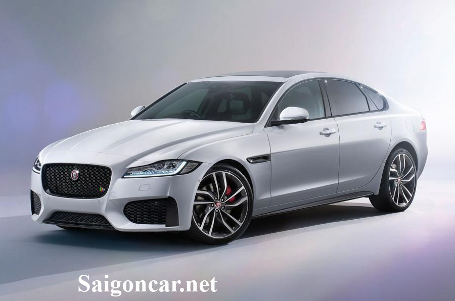 Jaguar XF lazang 5 chau