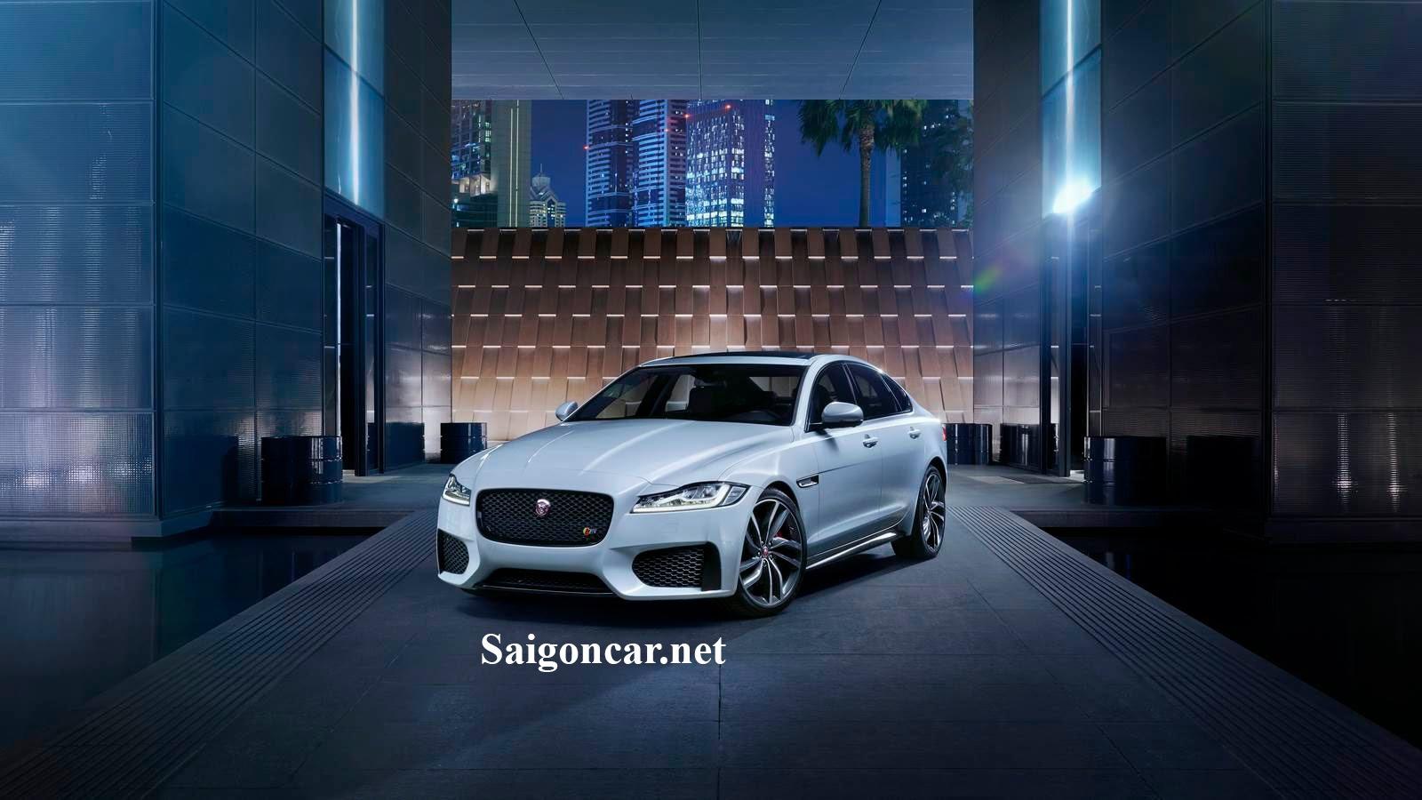 Jaguar XF thiet ke moi
