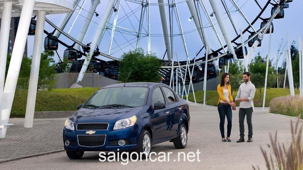 Chevrolet Aveo Tong Quan 2