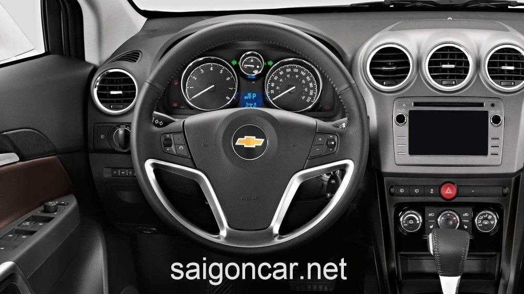 Chevrolet Captiva Dong Ho