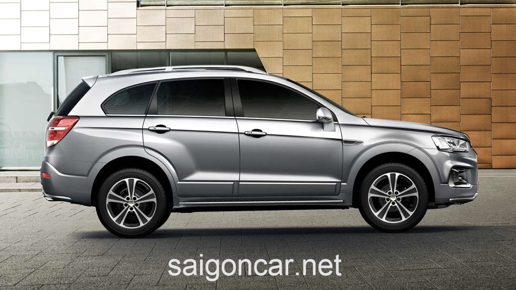 Chevrolet Captiva Hong Phai
