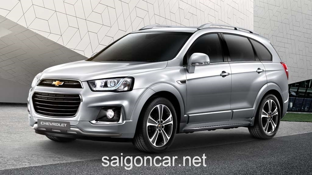 Chevrolet Captiva Hong Xe