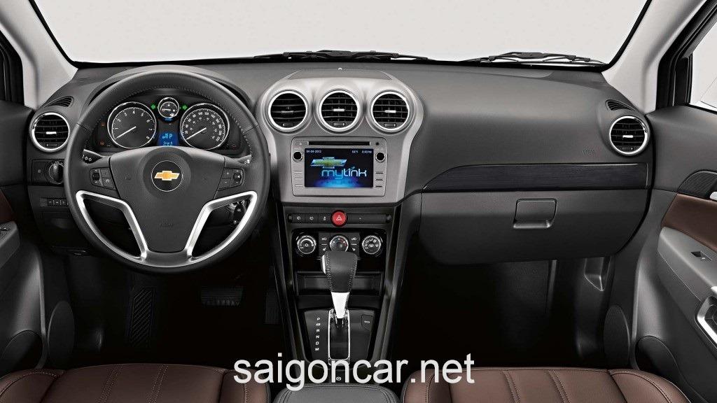 Chevrolet Captiva Tap Lo