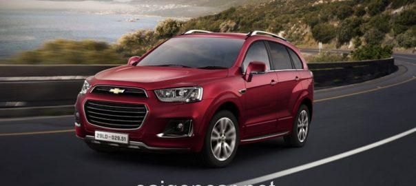 Giá Xe Chevrolet Captiva 2020 Khuyến Mãi Khủng Quà Tặng Hấp Dẫn