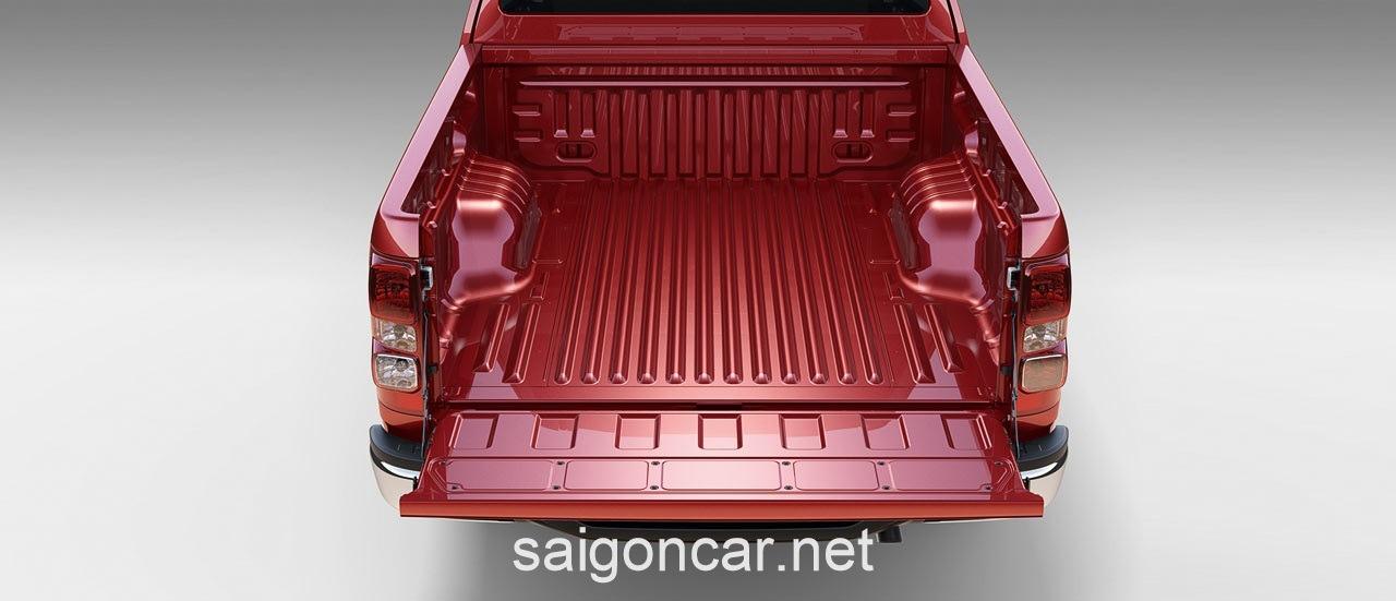 Chevrolet CoLorado Thung Xe