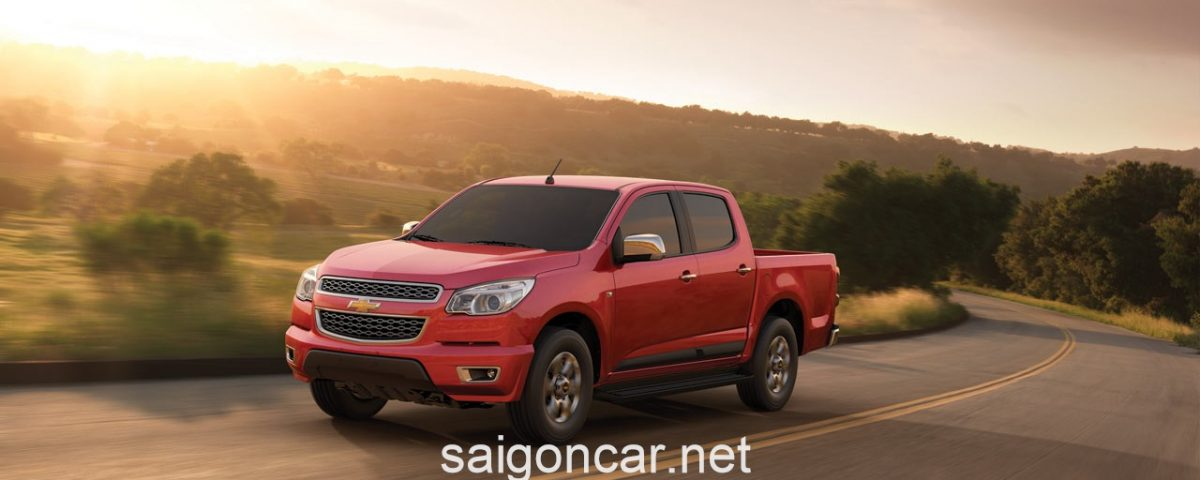 Chevrolet CoLorado Tong Quan 2