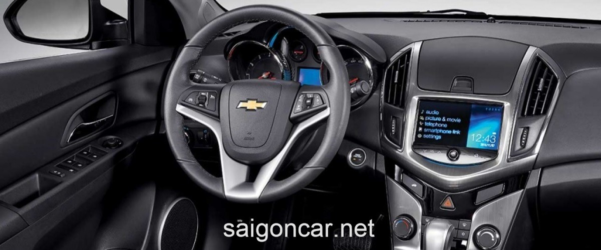 Chevrolet Cruze Noi That