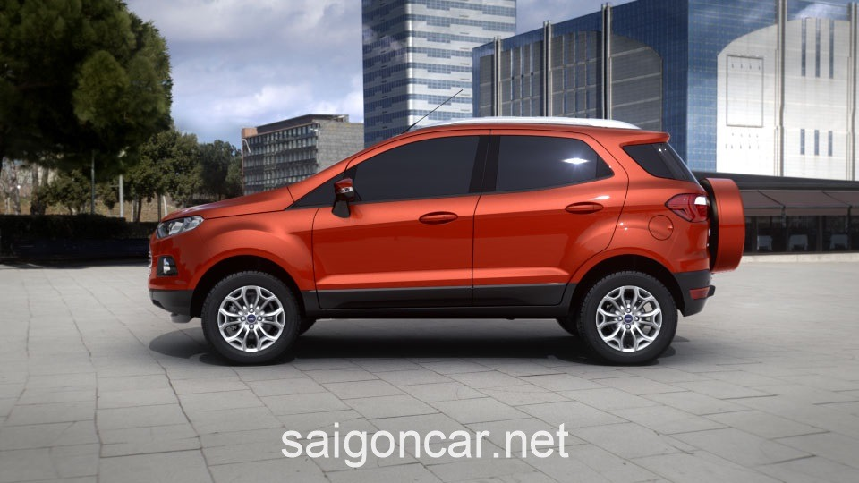 Ford Ecosport Hong Xe