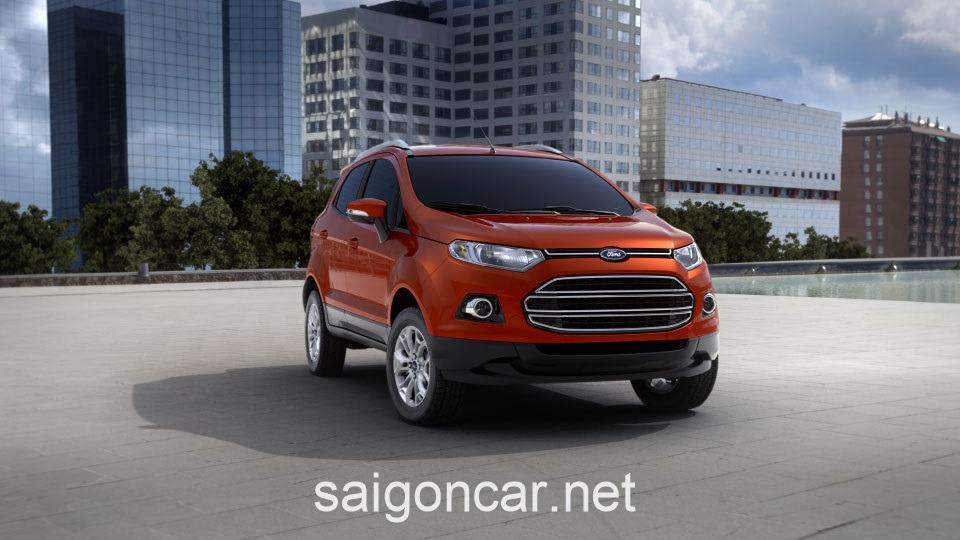 Ford Ecosport Tong Quan