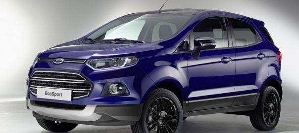 Giá xe Ford Ecosport 2020 khuyến mãi siêu khủng giao ngay