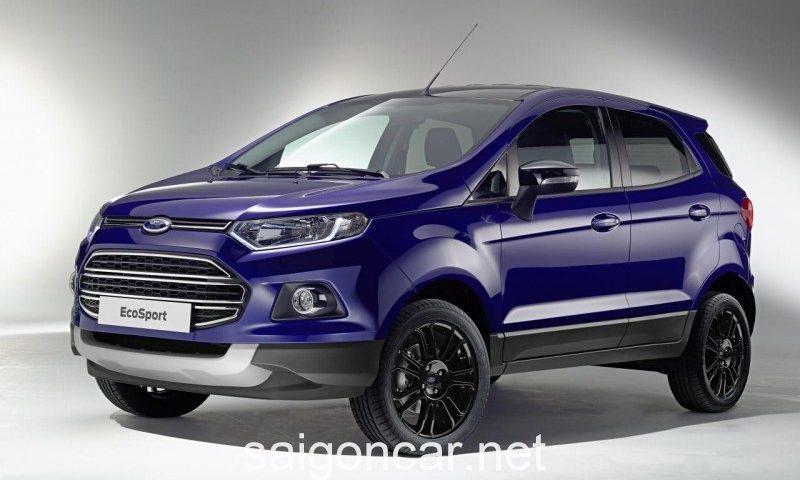 Ford Ecosport Tong Quan2