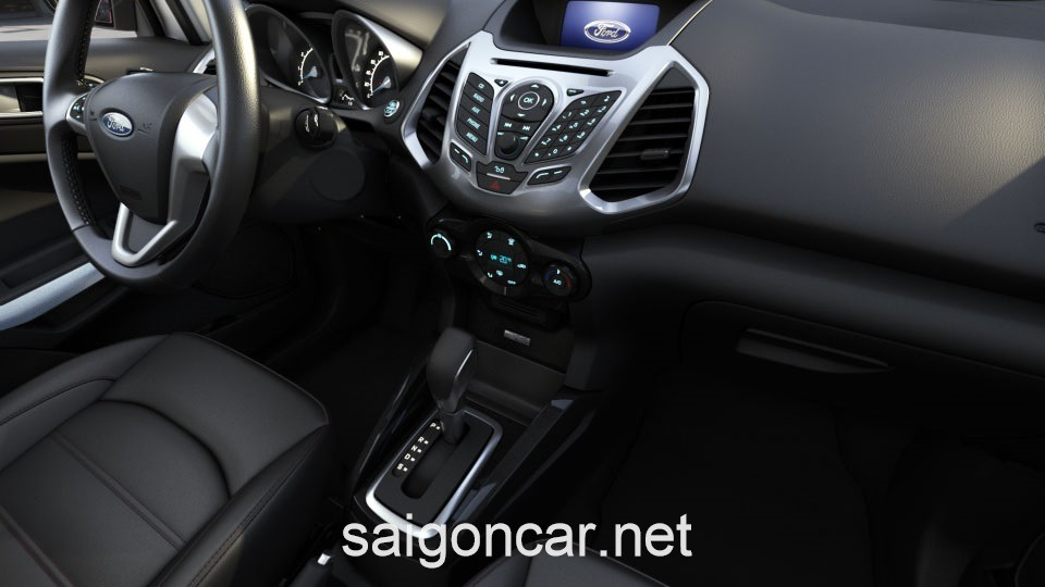 Ford Ecosport Vo Lang