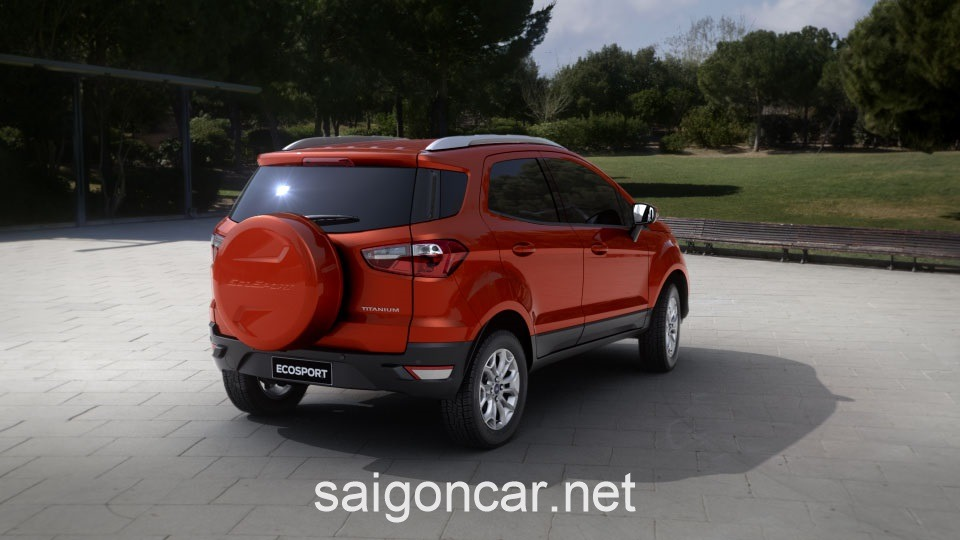 Ford Ecosport Xe Nhan