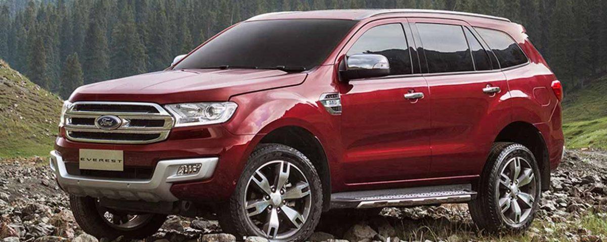 Ford Everest Dai Dien