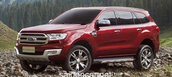 Ford Everest Dai Dien