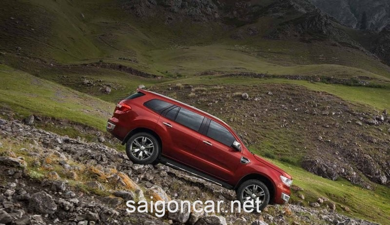 Ford Everest Hong Phai