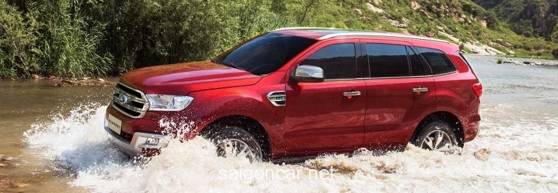 Ford Everest Loi Nuoc