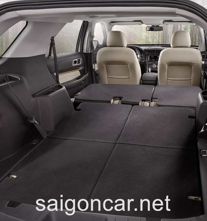 Ford Explorer Ghe Gap