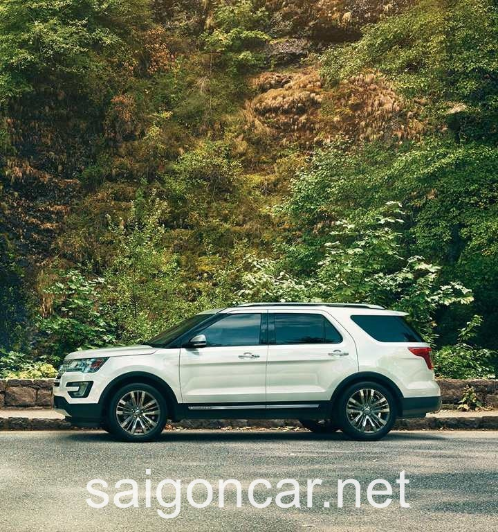 Ford Explorer Hong Xe