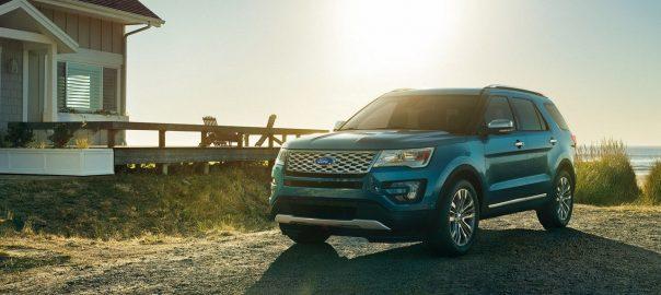 Giá xe Ford Explore 2020 nhập khẩu Mỹ khuyến mãi khủng