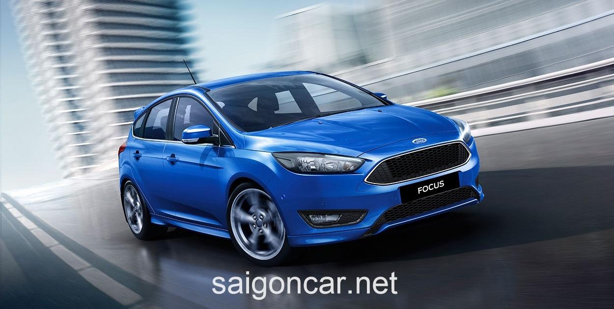 Ford Focus Dau Xanh
