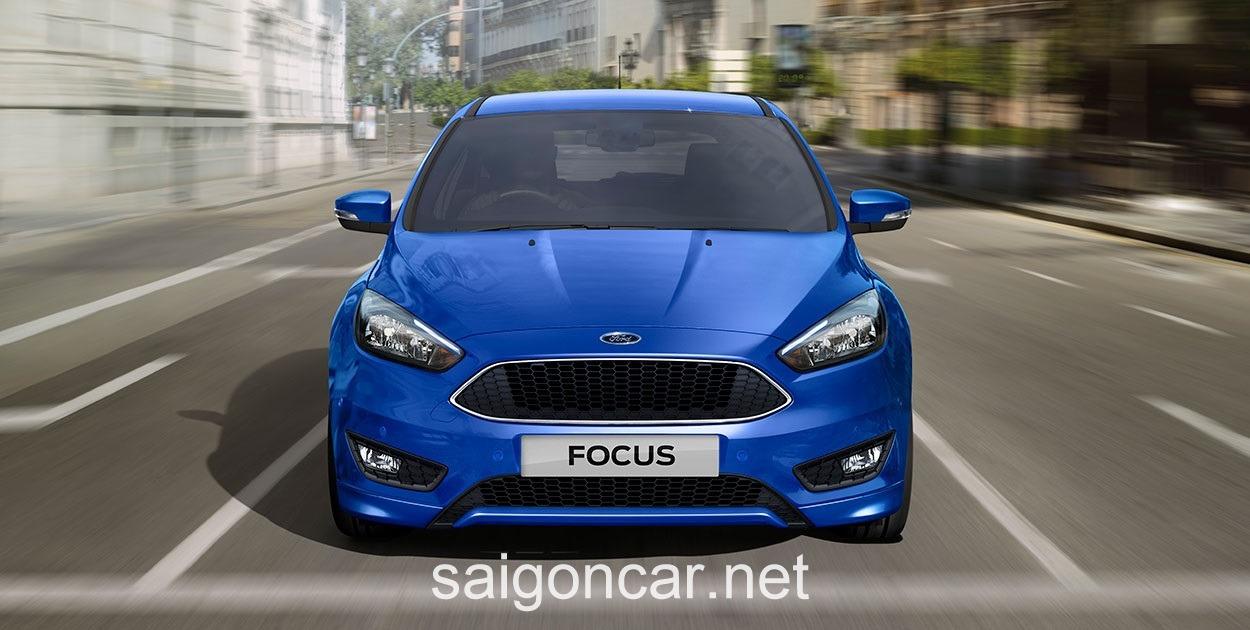 Ford Focus Dau Xe