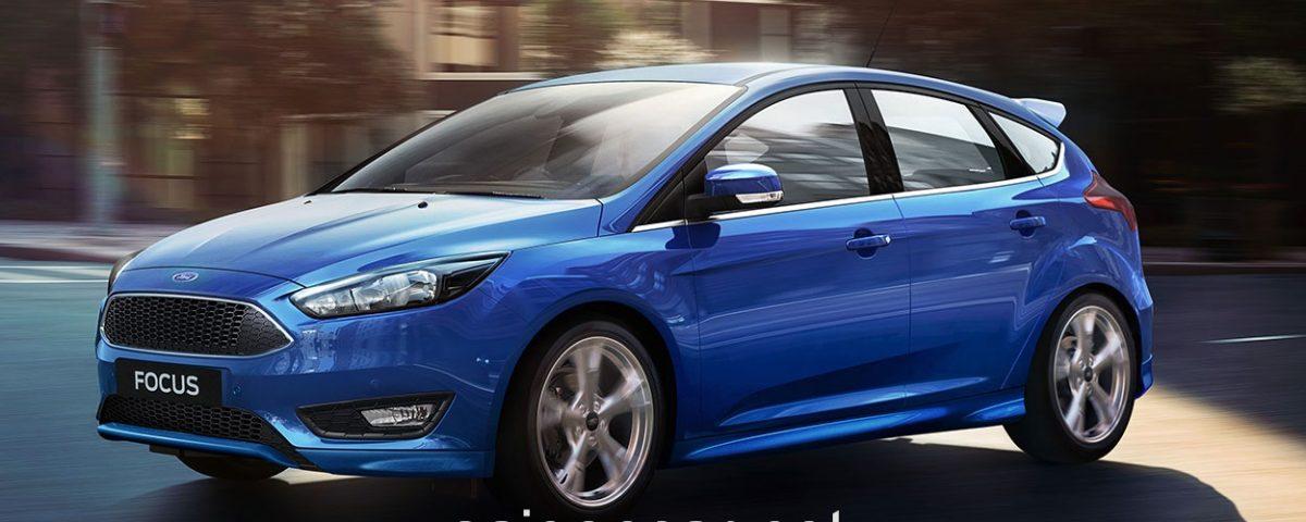 Ford Focus Hong Trai